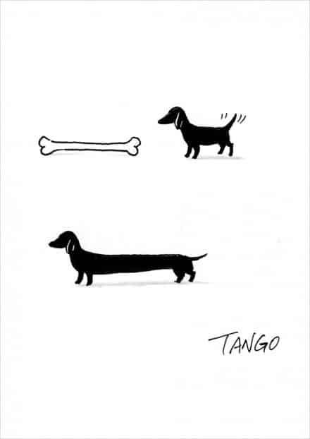 Комикс Танго