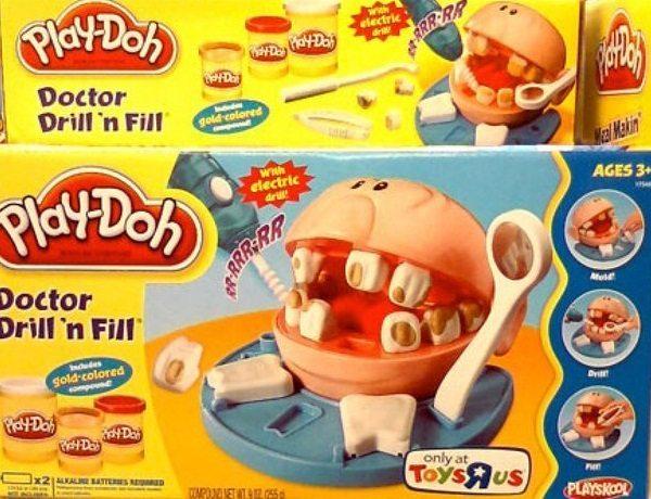 Набор юного дантиста
