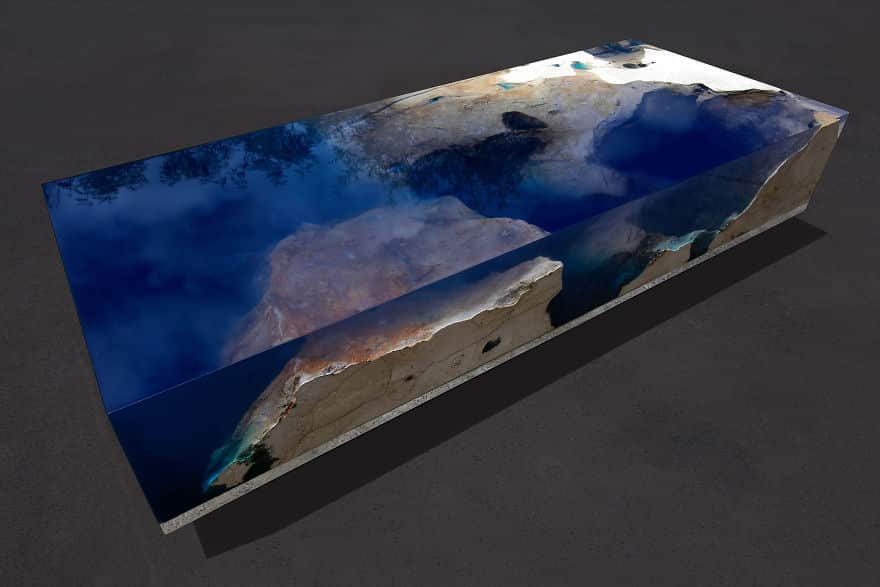 Кусочек моря на вашем столе