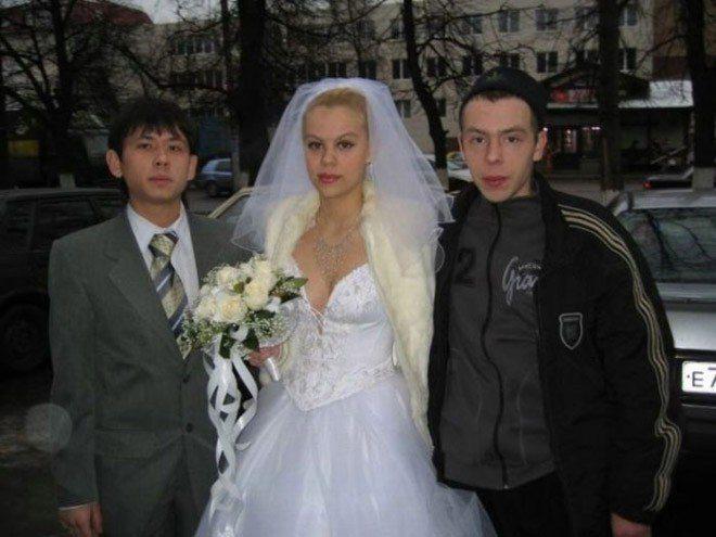 Сногсшибательная свадебная фотография-22