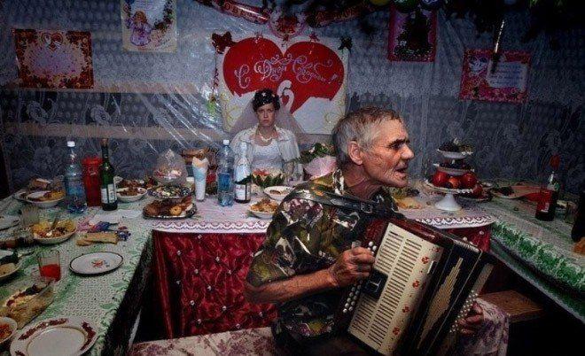 Сногсшибательная свадебная фотография-24