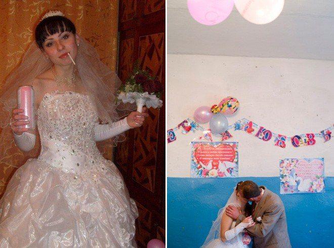 Сногсшибательная свадебная фотография-26