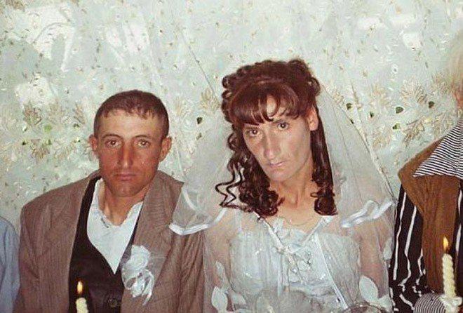 Сногсшибательная свадебная фотография-27