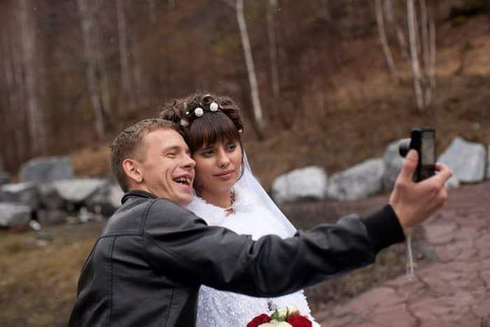 Сногсшибательная свадебная фотография-33