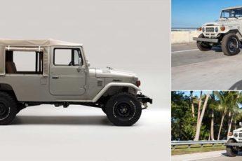 66 лет на ходу FJ45