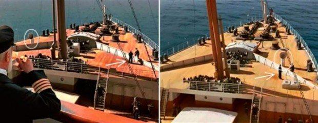 Палуба Титаника