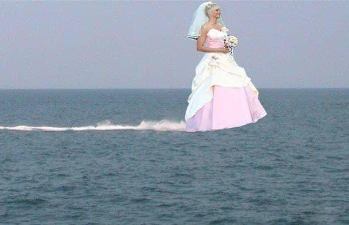 Сногсшибательная свадебная фотография-5