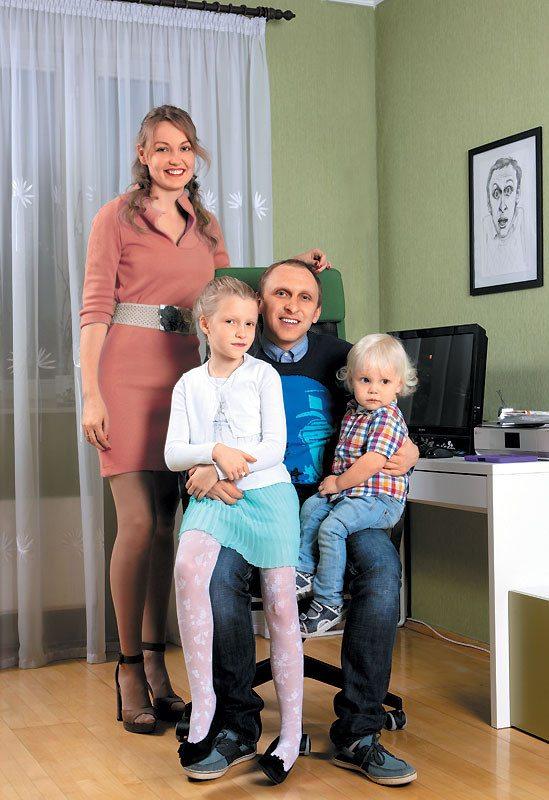 Гавриил Гордеев (Гавр) и Ирина