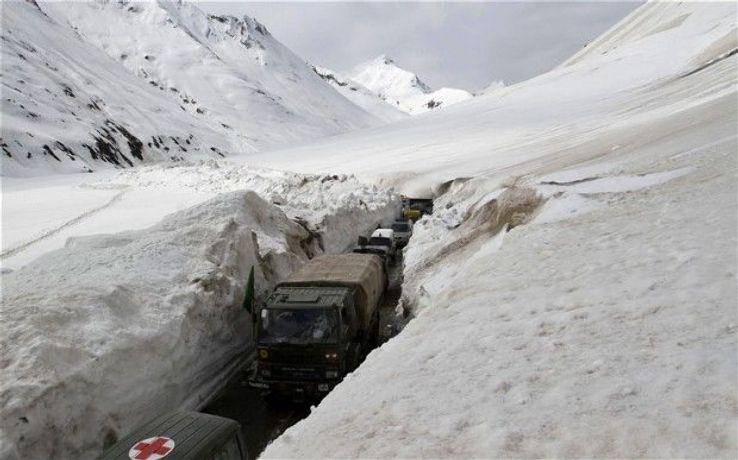 Дороги в Гималаях