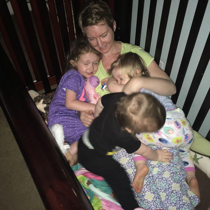 Обычная семейная жизнь