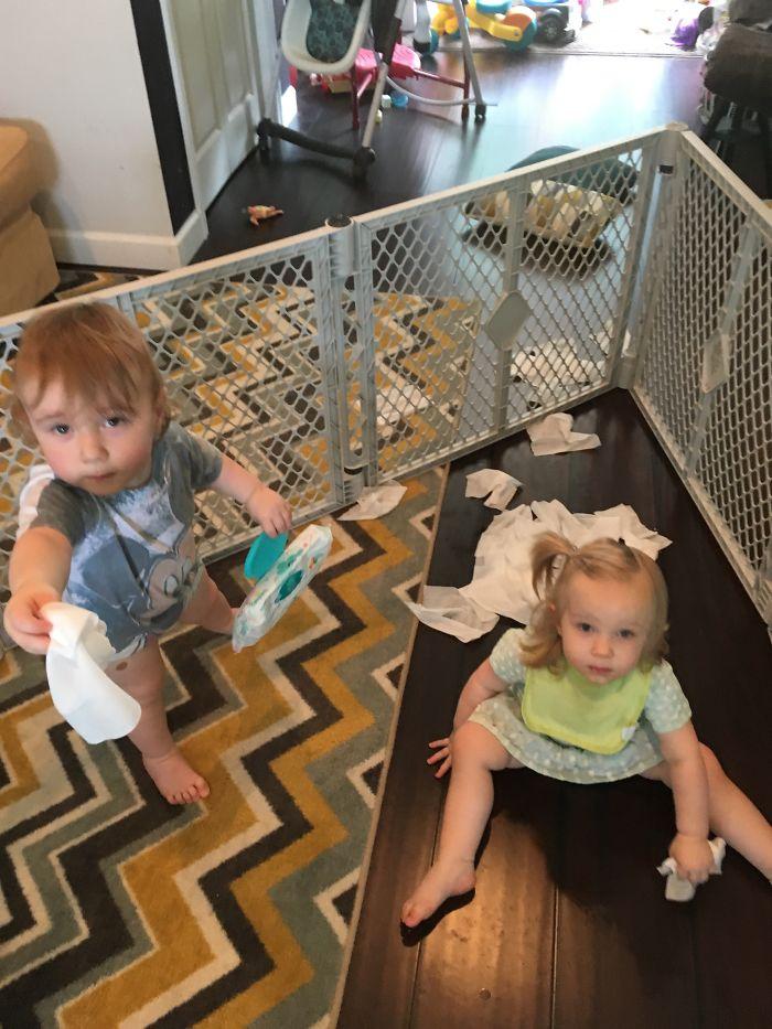 Малыши в семье
