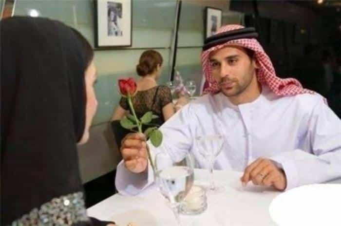 Жених - араб