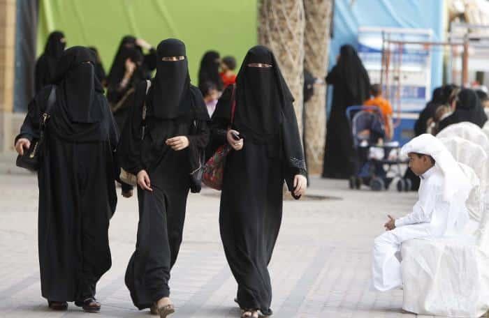 Замужние женщины в Дубае