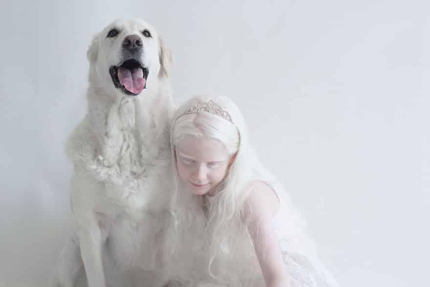 Два альбиноса