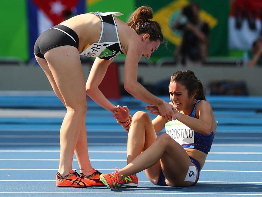 Фотографии Олимпиады в Рио
