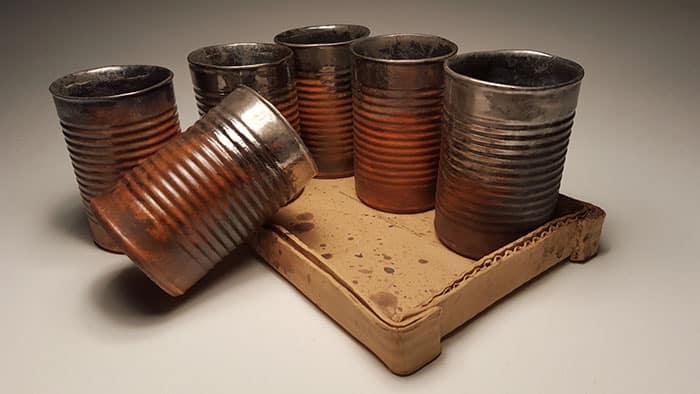 Набор дизайнерской посуды