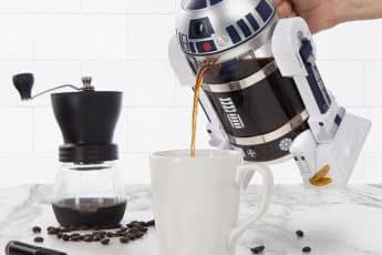 Роботизированная кофеварка