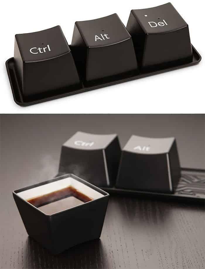 Кофейная клавиатура