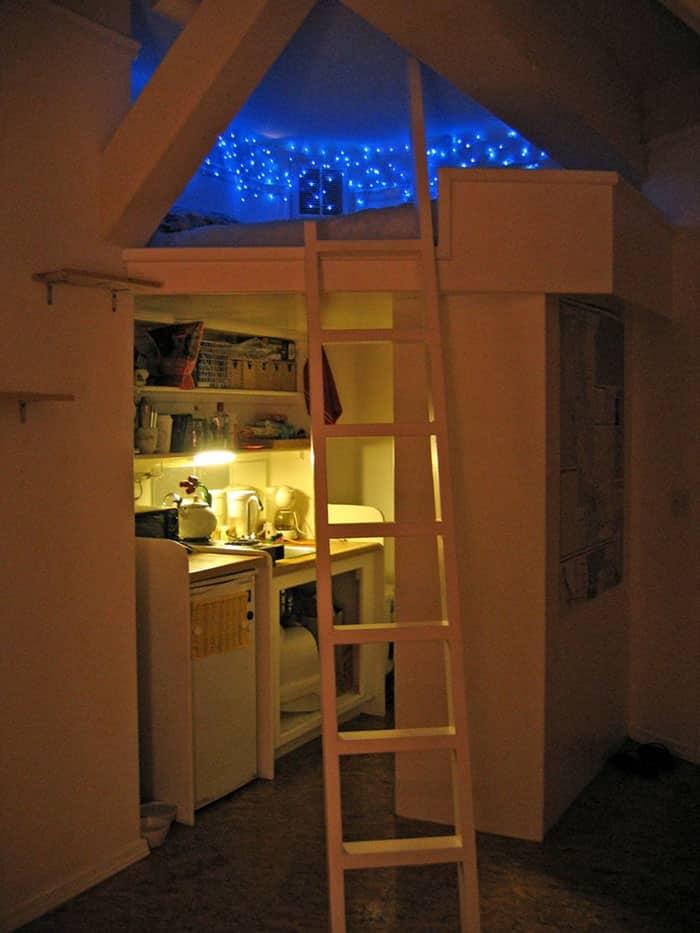 Тайная комната для чтения книг