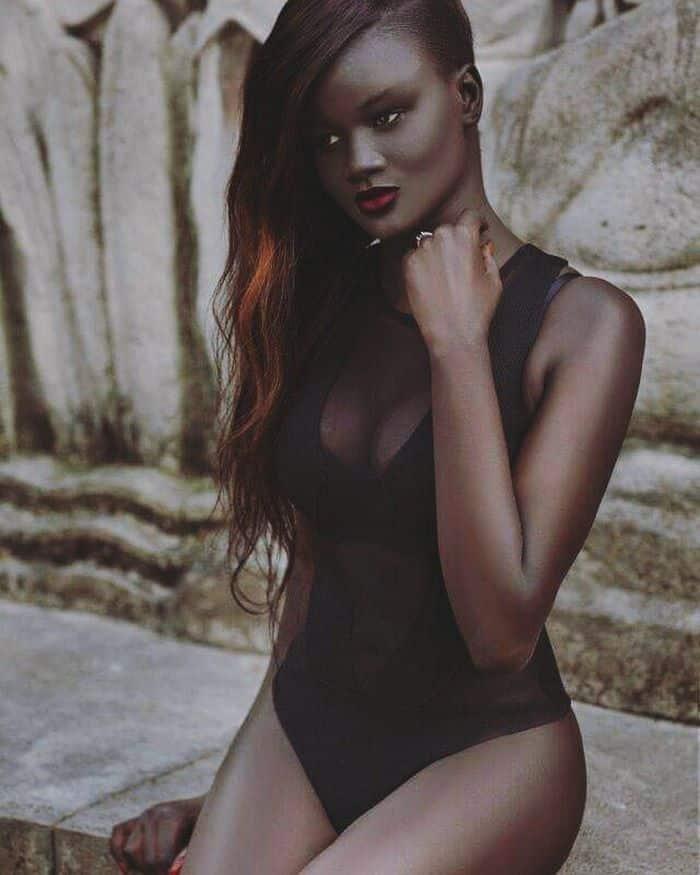 Самая красивая девушка на земле