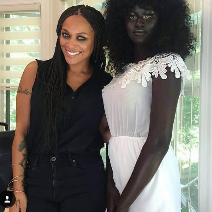 Две женщины из Африки