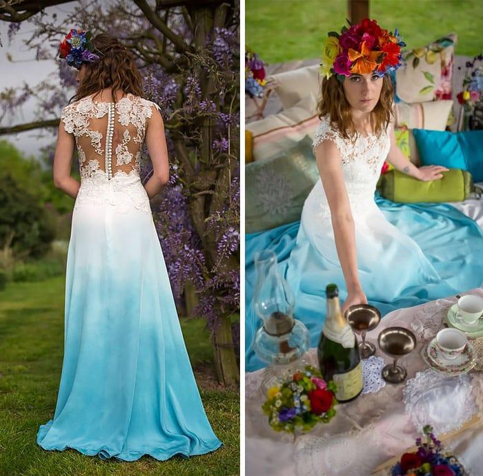 Свадебный наряд - новый дресс-код