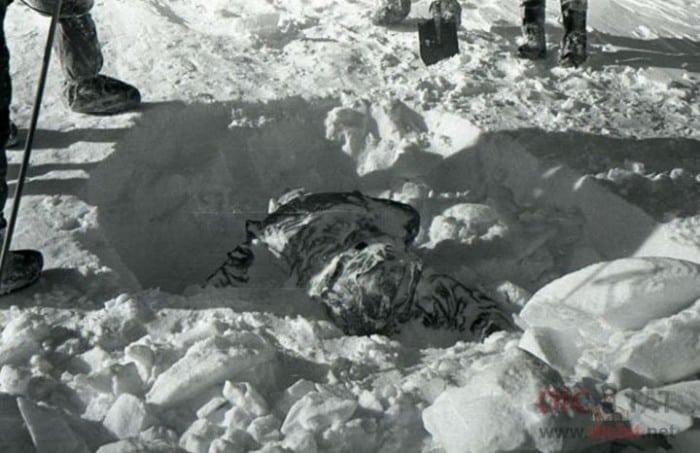Тайна перевала Дятлова раскрыта (фото)