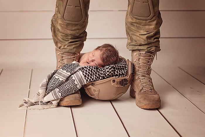 Сын солдата