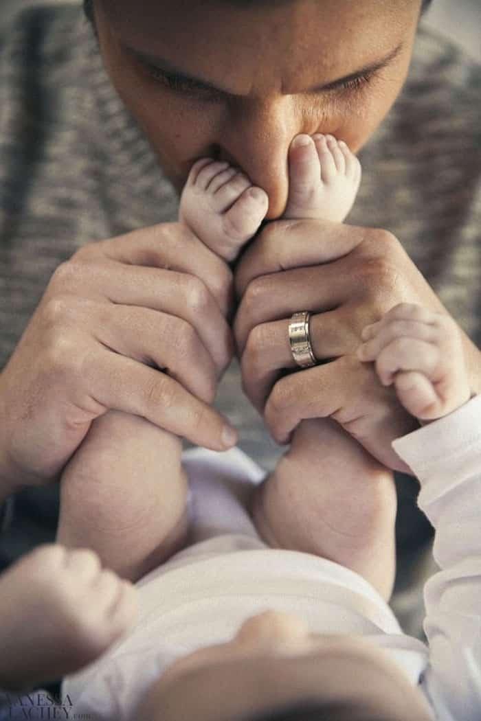 Любящий родитель
