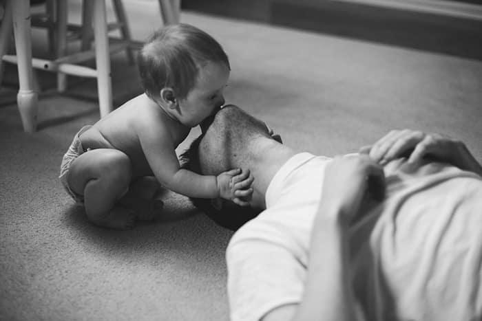 Любящий отец