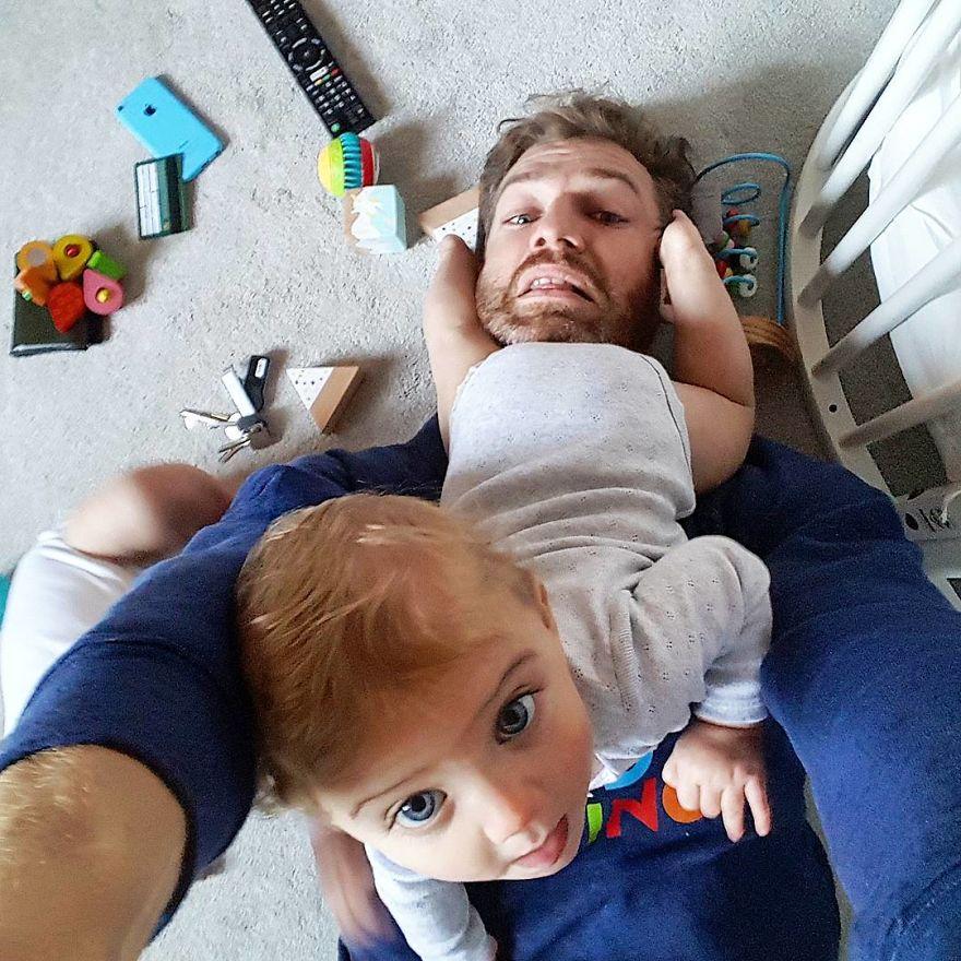 Весь день с детьми