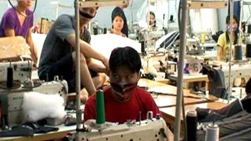 Цех по пошиву модной одежды