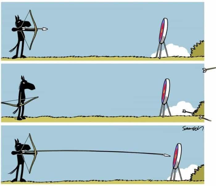 Комиксы про коня Горацио 3