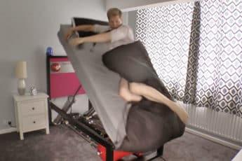 Опрокидывающаяся кровать