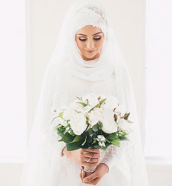 Свадебный наряд женщины Востока