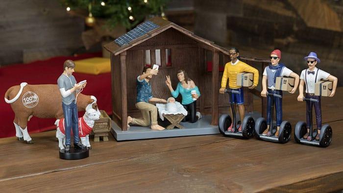 Хипстерское Рождество