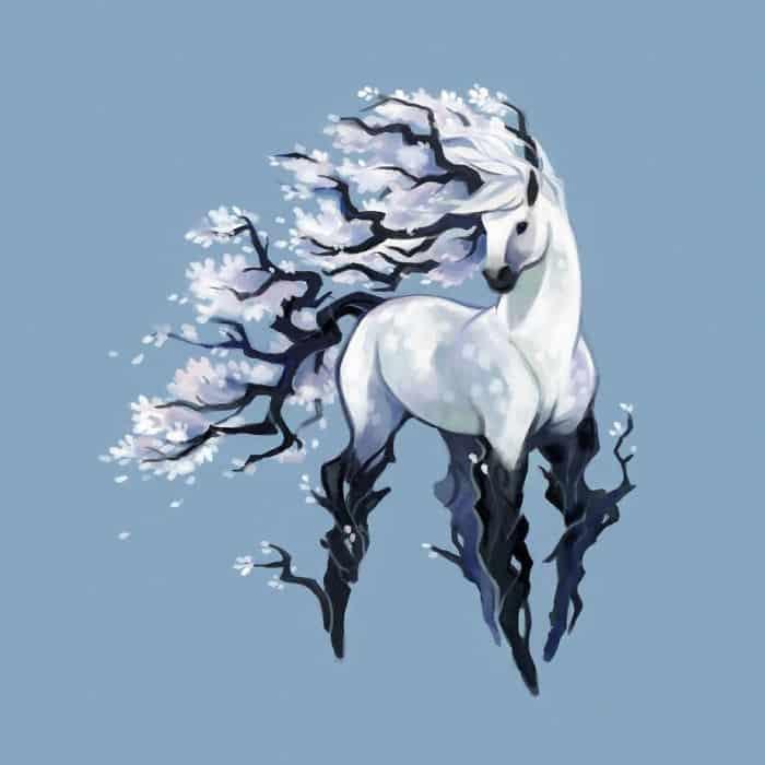 Дух чайной церемонии воздушный конь