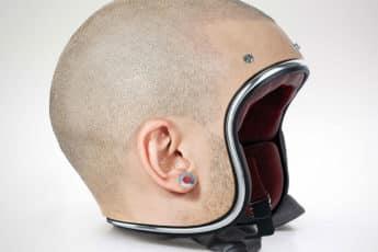 Ужасающий шлем