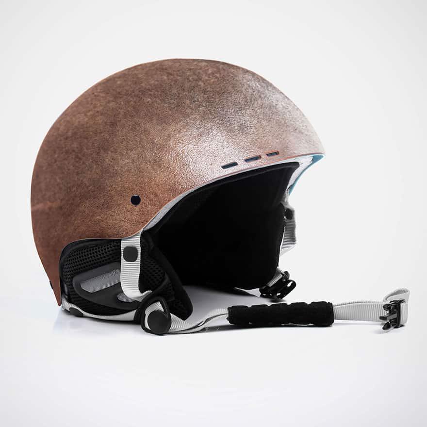 Дизайнерский шлем для байкеров
