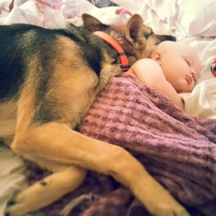 Надежная охрана сна ребенка