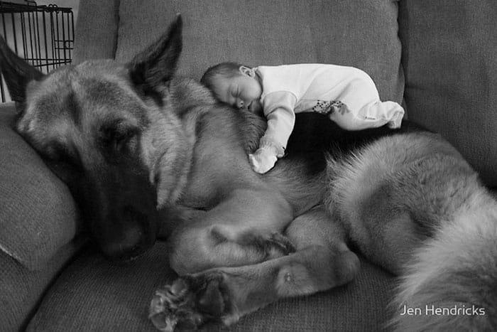 Большой друг для ребенка