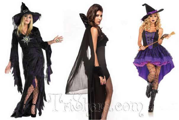 Ведьмин наряд