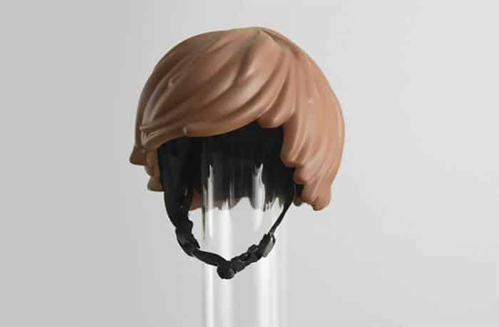 Велосипедный шлем для молодежи