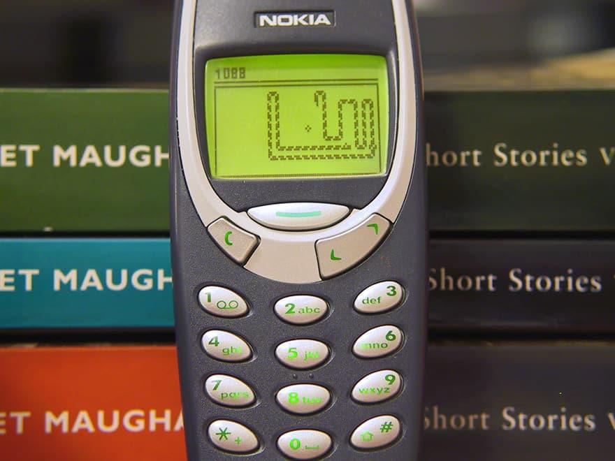 Новая Нокия 3310