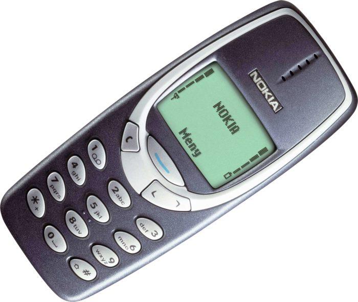Легендарный телефон