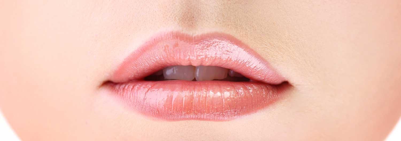 обычные губы