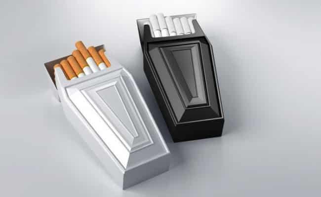 Пачка против курения