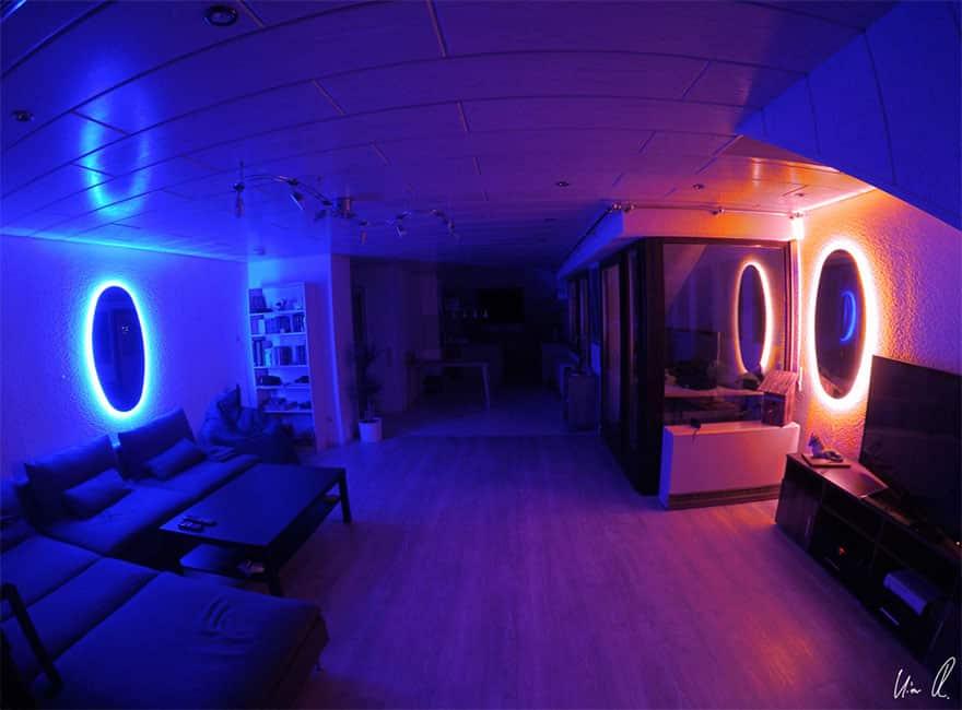 Дизайн комнаты для геймера