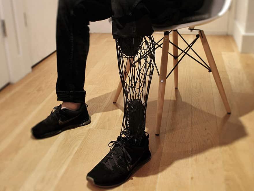 Новые протезы для инвалидов