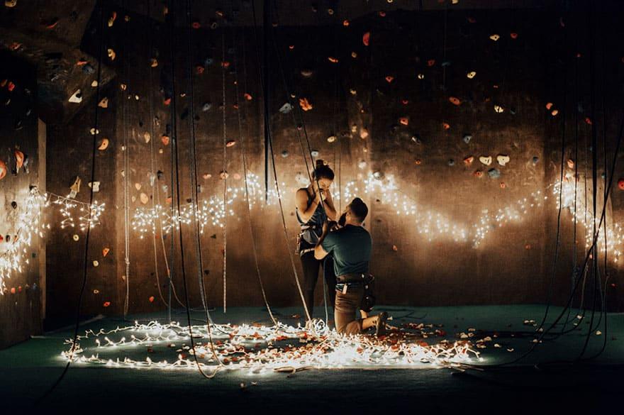 Покорение свадебной вершины